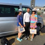 Thanks Marco for a fabulous day. You are the best driver in Naples!