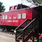 Фотография Red Caboose Motel, Restaurant & Gift Shop