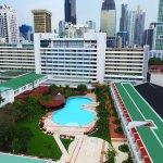 Vista Aérea Hotel El Panamá