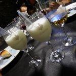 Lemon Sorbet with Vodka