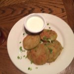 Fried Green Tomatoes, yum