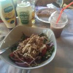 Jimmys salad awesome