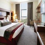 Holiday Inn Abu Dhabi Foto
