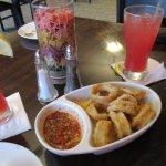 Calamari & sauce