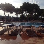 Hotel Cala Ferrera Foto