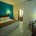 Habitación con cama Kingsize
