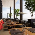 Edge Restaurant - Outdoor