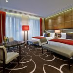 Twin Deluxe Room with view - 2 Beds