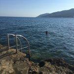Las mejores vistas y la mejor ubicación de Santa Eulalia... Hasta escalerillas directas al mar!