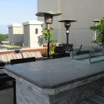 Sixth Level Rooftop Seating