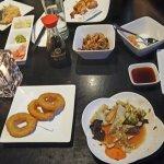 Sake sushi Foto