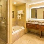 One bedroom plus suite, bathroom