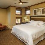 One bedroom plus suite king bedroom