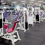Amenities - Fitness Center Weight Machines