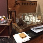 Make-your-own s'mores bar