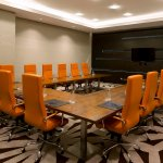 Meeting Room with U-Shape Setup