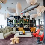citizenM Paris Charles de Gaulle Airport Hotel