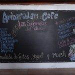Foto de Ambaradam Cafe