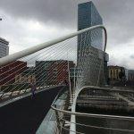 Puente muy original.