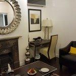 Living Room - Milano Suite - Strozzi Palace, Cheltenham