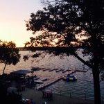a Lake Koronis sunrise