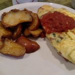 Atomic Omlette and Grill Foto