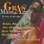 Gran Massage Gran Canaria Maspalomas Playa Del Ingles