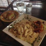 Alfredo Lunch Special