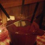 Foto de Swiss Fondue Restaurant