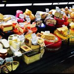 Cheese from everywhere in the world.
