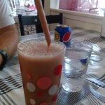 Runny/not cold milkshake