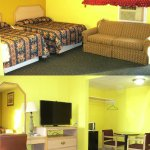 Big room, good price
