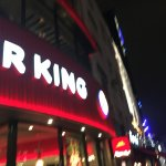 Photo de Burger King Leicester Square