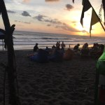 Photo de Canggu Beach