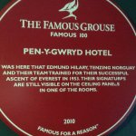 Some of the great history of this hotel