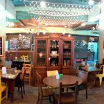 Vista general del Restaurant