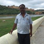 Rickshaw Driver, Bablu