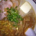 Butter Corn Miso Soup