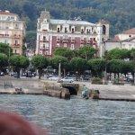 Hotel direkt am See mit Schiffsanlegestelle