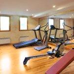 Salle de fitness / Fitness room