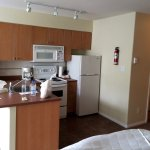 910 Beach Avenue Apartment Hotel Foto