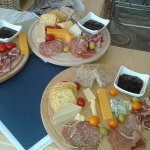 Cheeseboards available