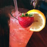 Pink Lemonade - for adults only!