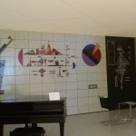 Musikzimmer von Kandinsky 3