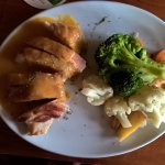 Chicken with Apricot sauce