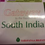 It was indeed a gateway to the flavours of South India