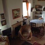 Torretta living / dinning room.