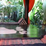 Pavillon de massage