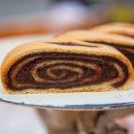 Chocolate Walnut Kolachi