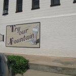 A Tiskit - a Taskit Soda Fountain - Hillsboro, Texas
